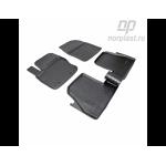 Коврики Ford Focus III (11-) резиновые Norplast