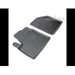 Коврики Ford Tourneo Connect передний (06-) резиновые Norplast