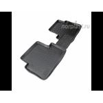 Коврики Ford Tourneo Connect задние (06-) резиновые Norplast