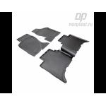 Коврики в салон Great Wall Hover (05-) полиуретан комплект - Norplast