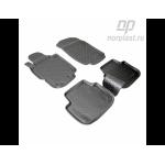 Коврики Honda Accord (03-) полиуретановые комплект - Norplast