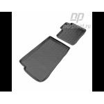 Коврики в салон Honda Pilot 3 ряд (08-) полиуретан пар - Norplast