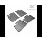 Коврики в салон Kia Cerato (TD) (09-) полиуретан комплект - Norplast