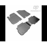 Коврики Kia Soul (08-) полиуретановые комплект - Norplast