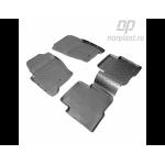 Килимки Lend Rover Discovery IV (10) гумові Norplast