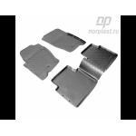 Коврики Lend Rover Range Rover Sport (05-) резиновые Norplast