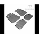 Коврики Lexus IS (05-) резиновые Norplast