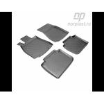 Коврики в салон Lexus GS (S19) (05-12) полиуретан комплект - Norplast