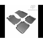 Коврики Lexus GS AWD (05-) резиновые Norplast