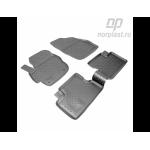 Коврики Mazda 3 (09-) резиновые Norplast