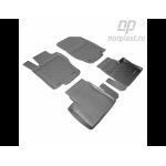 Коврики Mercedes GL350 резиновые Norplast