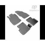Коврики Opel Corsa D (06-) полиуретановые к-т - Norplast