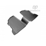 Коврики Opel Combo задние (03-12) полиуретановые комплект - Norplast