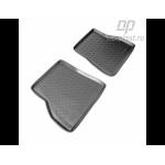Коврики Reno Kangoo (98-10) полиуретановые зад - Norplast