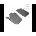 Коврики Skoda Roomster (06-) резиновые Norplast