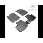 Коврики Suzuki Sx4 (06-) резиновые Norplast
