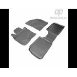 Коврики Toyota Avensis (09-) резиновые Norplast