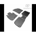 Коврики Toyota Avensis (11-) резиновые Norplast