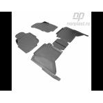 Коврики Toyota Hilux (N2) (08-11) полиуретановые к-т - Norplast