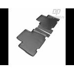 Коврики Toyota RAV4 LWB задние (09-) резиновые Norplast
