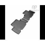 Коврики Toyota RAV4 SWB задние (09-) резиновые Norplast