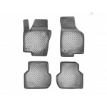 Коврики Volkswagen Jetta (11-) резиновые Norplast