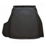 Коврик в багажник BMW 5 (E60) седан (03-10) - твердый Norplast