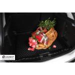 Коврик в багажник FORD Fiesta, 2015->, седан, 1 шт. (полиуретан) - Novline