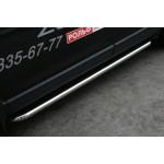 Пороги Mazda CX-9 2008 труба d 60 (компл 2шт) - Novline