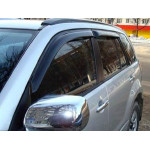 Дефлекторы окон 4 door SUZUKI GRAND VITARA 2005- Novline