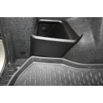 Коврик в багажник LADA Largus, 2012-> ун. 5 мест. - Novline