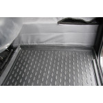 Коврик в багажник УАЗ Hunter 2003->, внед. (полиуретан) - Novline