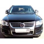Дефлектор капота темный VW TOUAREG 2003-2010 - Novline