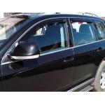 Дефлекторы окон 4 door VW TOUAREG 2007-2010 - Novline