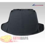 Коврик в багажник SKODA Rapid, 2013-> седан (полиуретан) - Novline