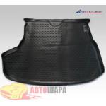Коврик в багажник TOYOTA Corolla, 2013-> седан (полиуретан) - Novline