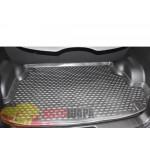 Коврик в багажник SSANGYONG New Actyon, 2010-> кросс. (полиуретан) - Novline