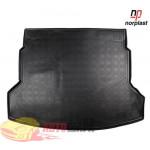 Коврик в багажник Honda CR-V (12-) (RM) полиуретановые бежевый - Norplast