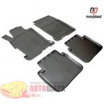 Коврики Honda Accord (13-) полиуретановые комплект беж - Norplast