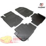 Коврики Honda CR-V (RM) (12-) полиуретановые комплект беж - Norplast