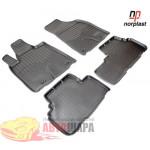 Коврики Lexus RX (09-) резиновые бежевые Norplast