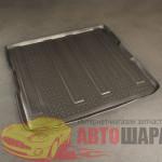 Коврик в багажник Kia Ceed универсал (12-) полиуретановые - Norplast
