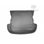 Ковер багажника Mitsubishi Outlander (12-) (без органайз.) полиуретан - NorPlast