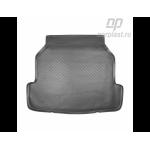 Коврик в багажник Reno Latitude (10-) резиновые Norplast