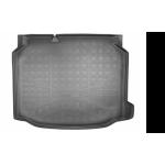 Коврик в багажник Seat Leon (5F1) хетчбек 5дв (12-) полиуретановые - Norplast