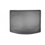 Коврик в багажник Suzuki Sx4 хетчбек (13-) полиуретановые - Norplast