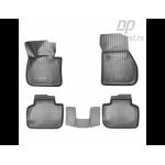 Ковры салона BMW X1 (F48) (15-) полиуретан комплект- NorPlast