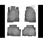 Коврики Opel Antara (12-) резиновые Norplast