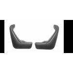 Брызговики Nissan Juke (F15) (2015) (задние) - NorPlast