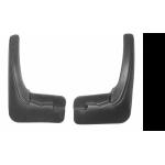 Брызговики Volkswagen Touareg R-Line (10-) передние комплект - NorPlast